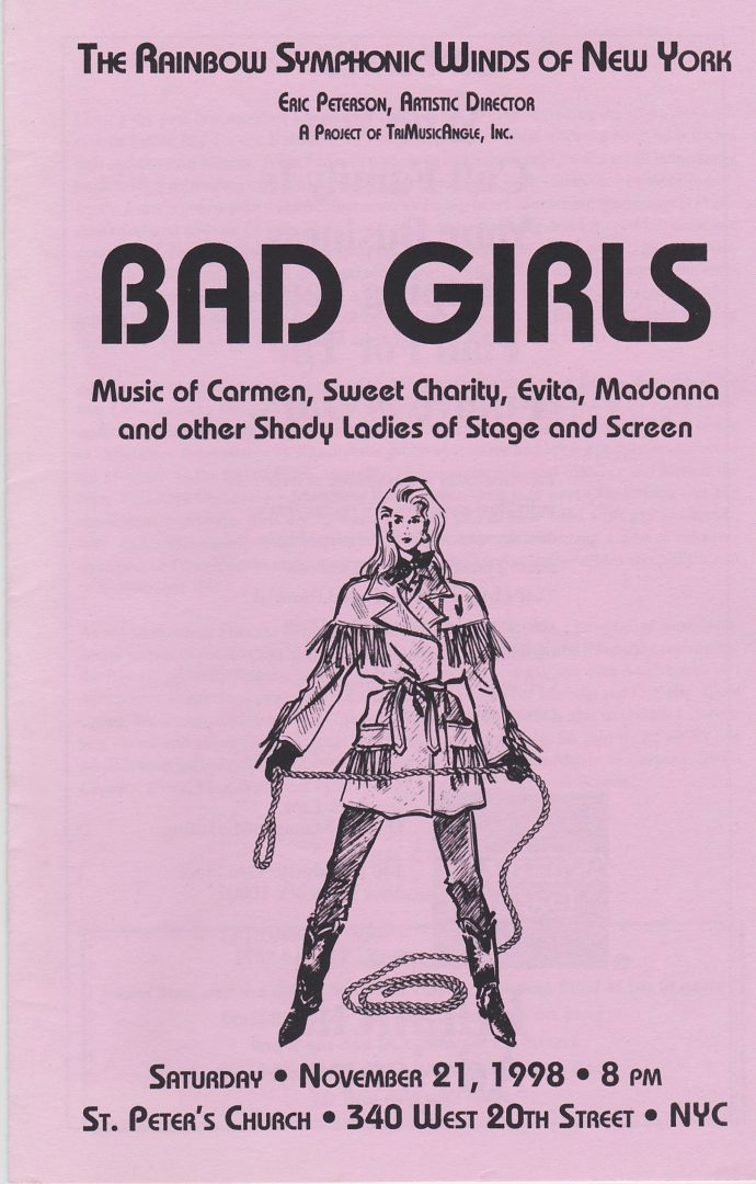 1998-11-21 Cover BadGirls
