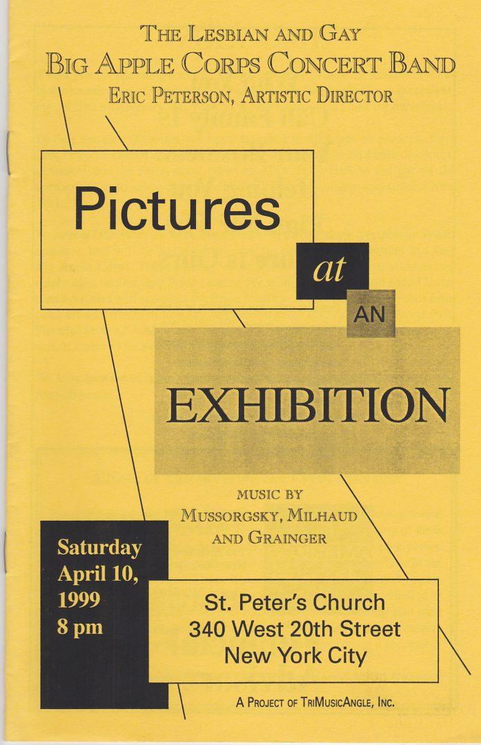 1999-04-10 Cover PicturesAtAnExhibition