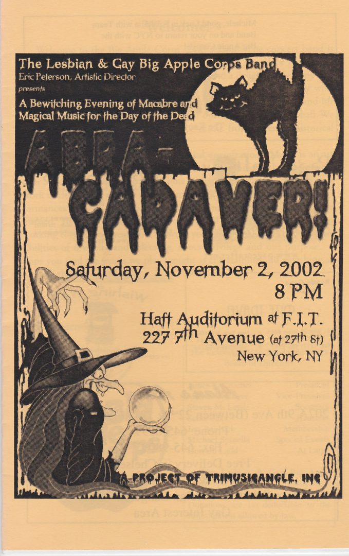 2002-11-02 Cover AbraCadaver