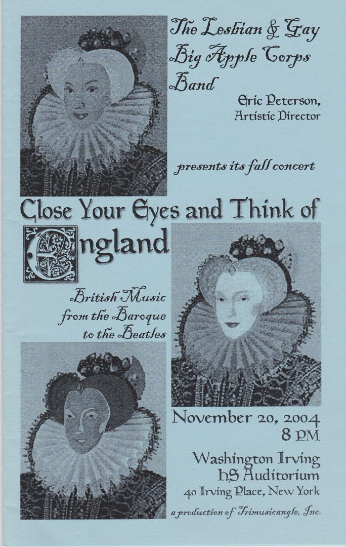 2004-11-20 Cover CloseYourEyesAndThinkOfEngland