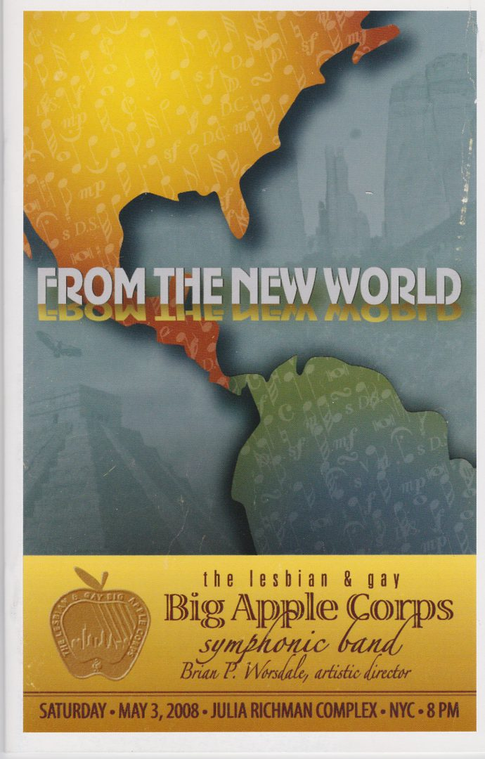 2008-05-03 Cover FromTheNewWorld