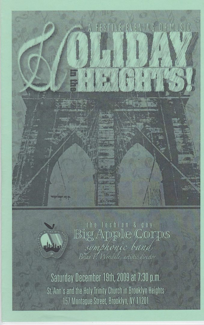 2009-12-19 Cover HolidayInTheHeights